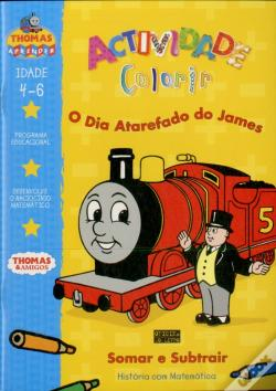 Wook.pt - O Dia Atarefado do James