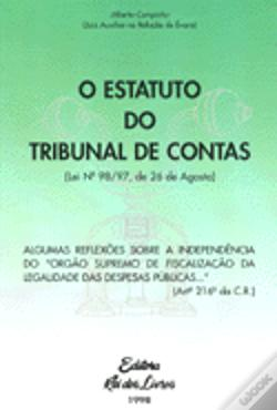 Wook.pt - O Estatuto do Tribunal de Contas