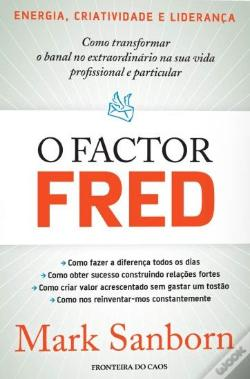 Wook.pt - O Factor Fred