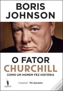 Wook.pt - O Fator Churchill