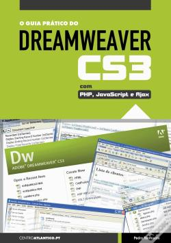 Wook.pt - O Guia Prático do Dreamweaver CS3 com PHP, JavaScript e Ajax