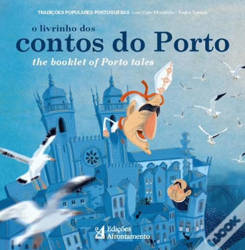 Livro PDF Gratuito O Livrinho dos Contos do Porto | The Booklet of Porto Tales