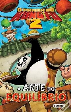 Wook.pt - O Panda do Kung Fu 2 - A Arte do Equilíbrio