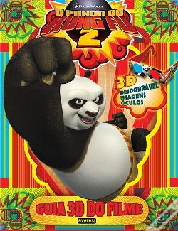 Wook.pt - O Panda do Kung Fu 2 - Guia 3D do Filme