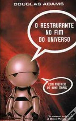 Wook.pt - O Restaurante no Fim do Universo