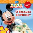O Tesouro do Mickey - Mini Pop Up
