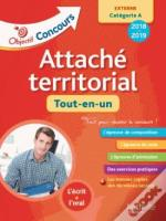 Objectif Concours 2018 Attache Territorial (Concours Externe)