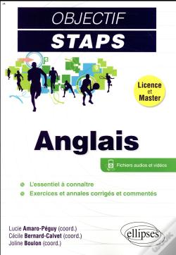 Wook.pt - Objectif Staps ; Anglais