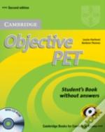 Objective Pet - 2ED - Inglês - Student'S Book Without Answers With Cd-Rom
