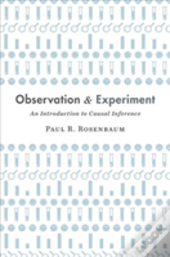 Observation And Experiment 8211 An I