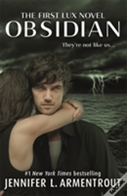 Wook.pt - Obsidian (Lux - Book One)