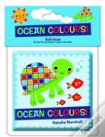 Ocean Colours Bath Book