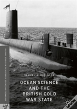 Wook.pt - Ocean Science And The British Cold War State