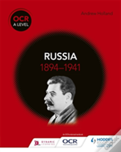 Wook.pt - Ocr A Level History: Russia 1894-1941