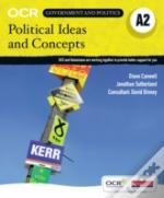 Ocr A2 Political Ideas And Conceptsstudent Book