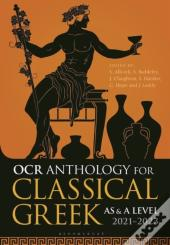Ocr Anthology For Classical Greek As And A Level: 2021 2023