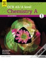 Ocr As/A Level Chemistry A Student Book 1 + Activebook