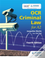 Ocr Criminal Law For A2
