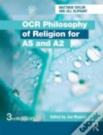 Ocr Philosophy Of Religion For As & A2