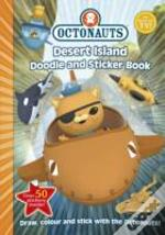 Octonauts: Desert Island Doodles Colouring Book