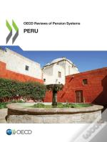 Oecd Reviews Of Pension Systems