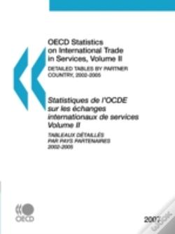 Wook.pt - Oecd Statistics On International Trade In Services