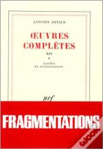 Oeuvres Completes Vol 1 T.14