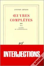 Oeuvres Completes Vol 2 T.14