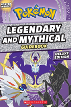 Wook.pt - Official Guide To Legendary And Mythical Pokemon Deluxe Edition