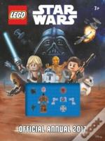 Official Lego Star Wars Annual 2017