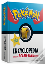 Official Pokemon Encyclopedia Special Ed