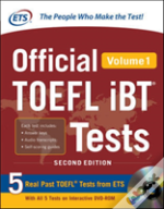 Official Toefl Ibt Tests
