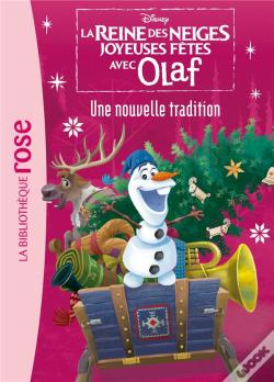 Wook.pt - Olaf 03 - Une Nouvelle Tradition