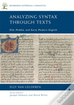 Old Middle And Early Modern English