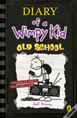 Wook.pt - Old School Diary Of A Wimpy Kid Bo