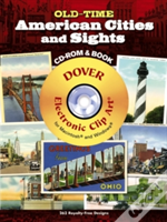 Old-Time American Cities And Sights