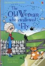 Old Woman Who Swallowed A Fly