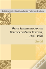 Olive Schreiner And The Politics Of