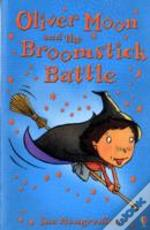 Oliver Moon And The Broomstick Olympics