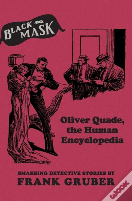 Oliver Quade, The Human Encyclopedia