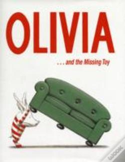 Wook.pt - Olivia And The Missing Toy