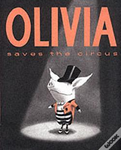 Wook.pt - Olivia Saves The Circus