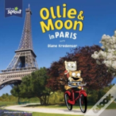 Ollie And Moon In Paris