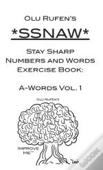 Olu Rufen'S Stay Sharp Numbers & Words Exercise Book