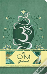 Om Hardcover Ruled Journal