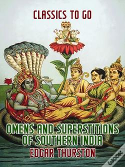 Wook.pt - Omens And Superstitions Of Southern India