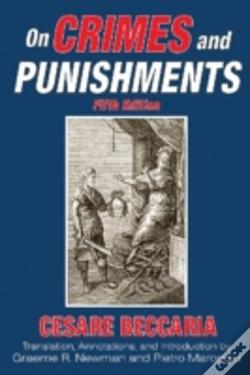 Wook.pt - On Crimes And Punishments