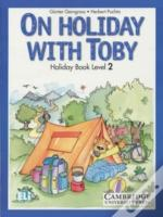 On Holiday With Toby 2 Book And Cassette Pack