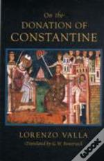 On The Donation Of Constantine