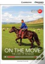 On The Move: The Lives Of Nomads Book With Online Access